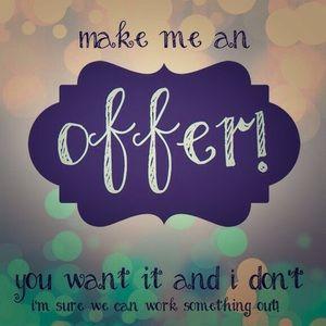 🍓🦆Make me an offer!🦆🍓